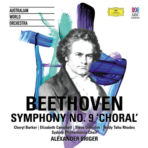 Beethoven Symphony No. 9 by Australian World Orchestra
