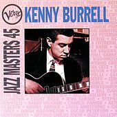Verve Jazz Masters 45 by Kenny Burrell