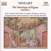 The Marriage of Figaro (Highlights) de Wolfgang Amadeus Mozart