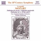 Symphonies by Leopold Mozart