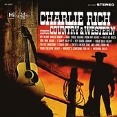 Sings Country and Western by Charlie Rich