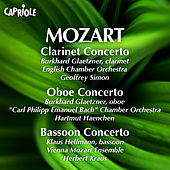 Mozart: Concertos for Clarinet, Oboe & Bassoon by Various Artists