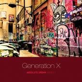 Generation X: Absolute Urban Series 1 de Various Artists