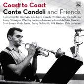Conte Candoli and Friends. Coast to Coast von Conte Candoli