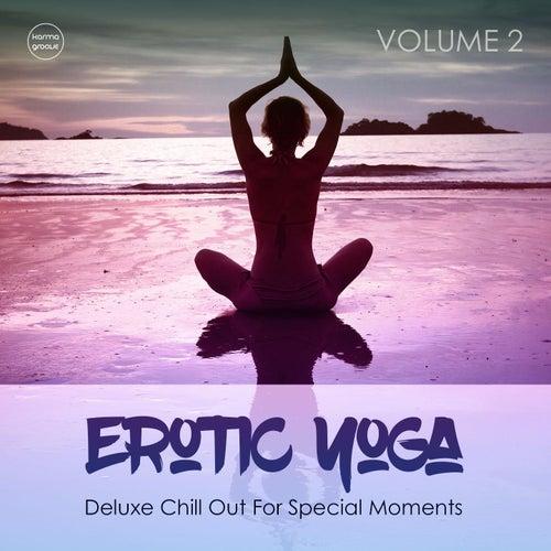 Erotic yoga strip pic 3