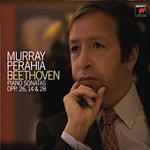 Beethoven: Piano Sonatas Op. 14, 26 & 28 by Murray Perahia