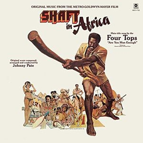 Shaft In Africa by Various Artists