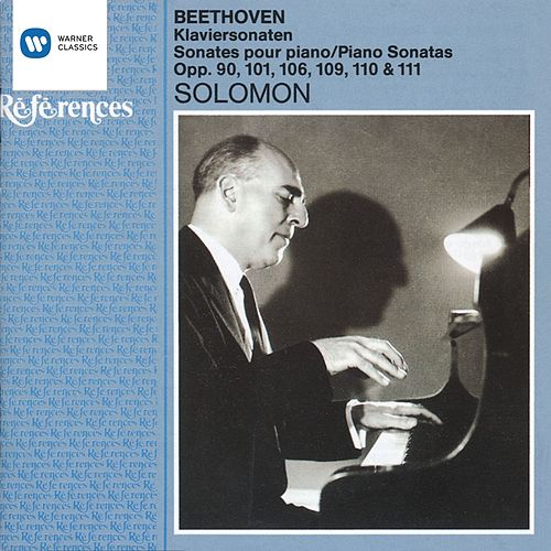 Solomon plays Beethoven by Solomon