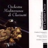 Transcriptions for Clarinet Ensemble by Orchestra Mediterranea di Clarinetti