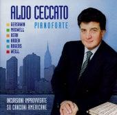 Incursioni Improvvisate su Canzoni Americane de Aldo Ceccato