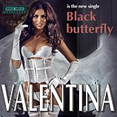 Black butterfly by Valentina