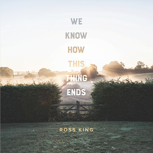 We Know How This Thing Ends by Ross King
