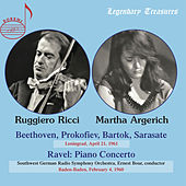 Argerich & Ricci: 1961 Leningrad Recital von Various Artists