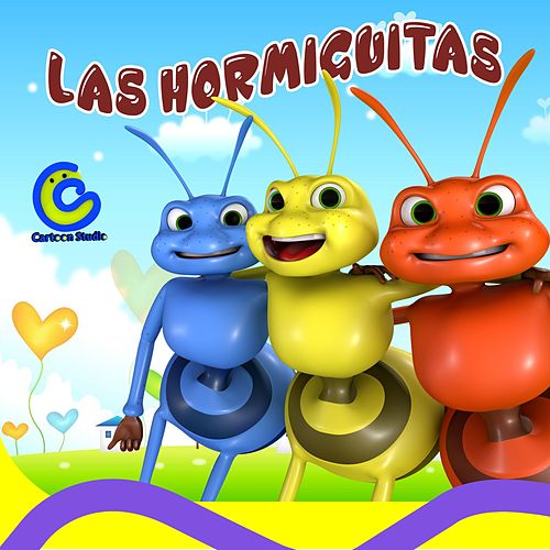 Hormiguitas de Colores Canciones Infantiles de Cartoon Studio