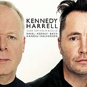 Duos for Violin & Cello by Nigel Kennedy