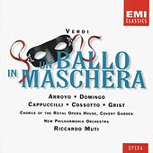Verdi - Un Ballo in Maschera von Various Artists