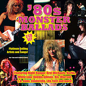 80s Monster Ballads von Various Artists