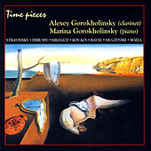 Time pieces de Alexey Gorokholinsky