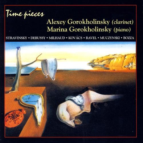 Time pieces by Alexey Gorokholinsky
