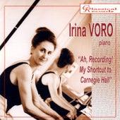 Ah, recording! My shortcut to Carnegie Hall von Various Artists