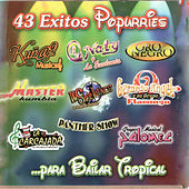 Popurries Para Bailar Tropical by Various Artists