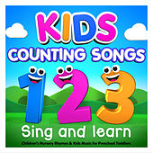 Kids Counting Songs : Sing & Learn : Childrens Nursery Rhymes & Kids Music for Preschool Toddlers (Deluxe Edition) de Nursery Rhymes ABC