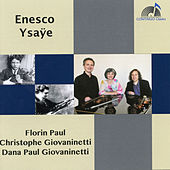 Enescu & Ysaÿe: Violin Sonatas de Various Artists