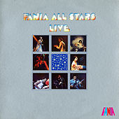 Live (Live At The Roberto Clemente Coliseum / San Juan, Puerto Rico / July 11, 1975) de Fania All-Stars
