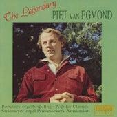 Populaire orgelbespeling by Piet van Egmond