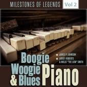 Milestones of Legends - Boogie Woogie & Blues Piano, Vol. 2 by Various Artists