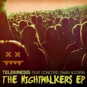 The Nightwalkers EP by Telekinesis