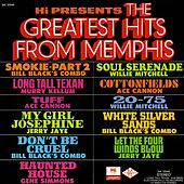 Greatest Hits from Memphis de Various Artists