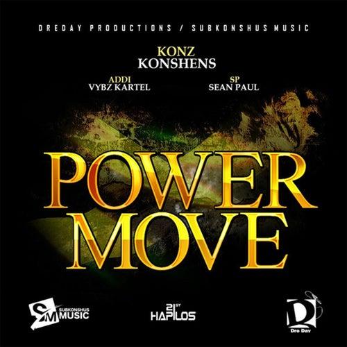 Power Move de Sean Paul