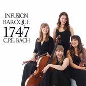 1747: C.P.E. Bach von Infusion Baroque