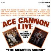 Live de Ace Cannon