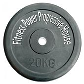 Fitness Power Progressive House (20 KG Sport Edition) by Various Artists