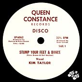 Stump Your Feet & Dance by Kim Taylor