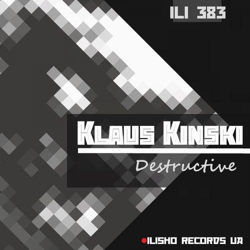 Destructive von Klaus Kinski