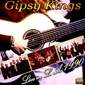 Live in L. A. 1990 de Gipsy Kings