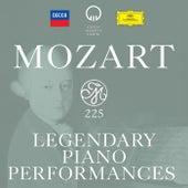 Mozart 225: Legendary Piano Performances de Various Artists
