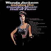 Salutes the Country Music Hall of Fame by Wanda Jackson