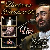 Los Mayores Tenor Vivo en el Escenario, Live de Luciano Pavarotti