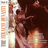 Simply the Best Waltzes and Viennese Ballroom Favourites, Vol. 5 de Eugene Ormandy