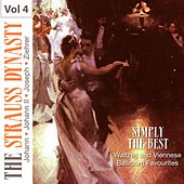 Simply the Best Waltzes and Viennese Ballroom Favourites, Vol. 4 by Wiener Philharmoniker