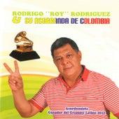 Roy Rodriguez y Su Acorbanda de Colombia by Roy Rodriguez