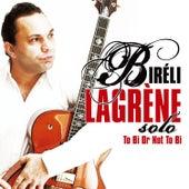 Solo - To Bi or Not to Bi (Live) by Biréli Lagrène