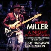 A Night in Monte-Carlo (Live) von Marcus Miller
