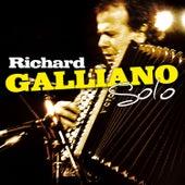 Solo (Live) by Richard Galliano