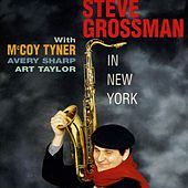 In New York (feat. McCoy Tyner, Avery Sharp & Art Taylor) di Steve Grossman