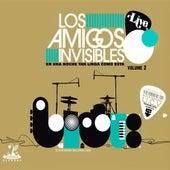 Live En Una Noche Tan Linda Como Esta Vol 2 de Los Amigos Invisibles